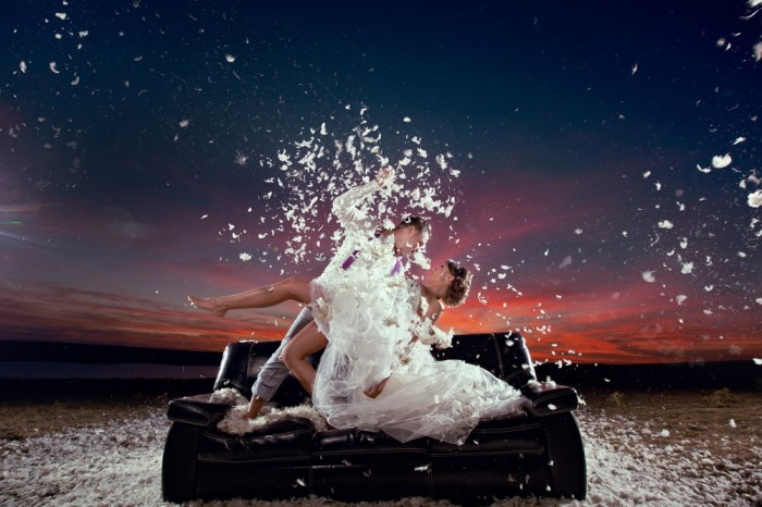 Trash The Dress - Adora Studio